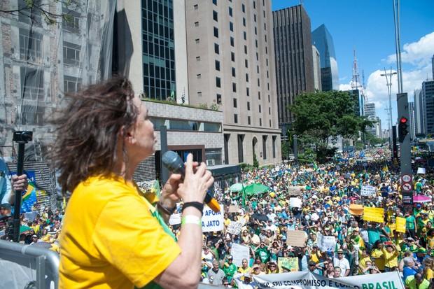 Regina Duarte (Foto: ogério Gomes/Brazil Photo Press/AGNEWS)