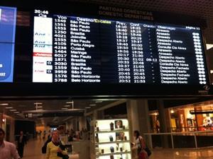 Aeroporto  (Foto: G1)
