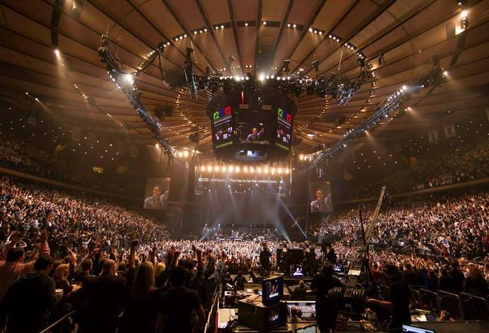 UFC anuncia evento em Nova York mesmo com o MMA banido do estado