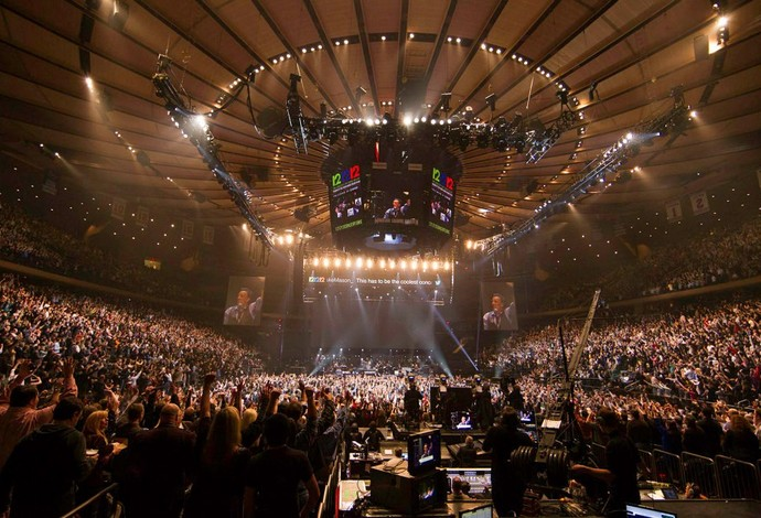 Madison Square Garden (Foto: George Kalinsky/ Madison Square Garden)