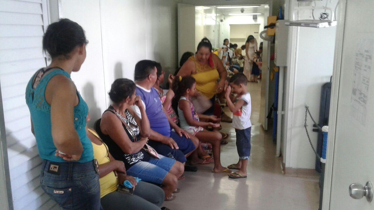 População de Iranduba e comunidades vizinhas, participam do Show das Águas (Foto: Divulgação/Prefeitura de Iranduba)