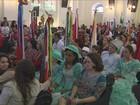 Começa ciclo das festas do Divino na Grande Florianópolis