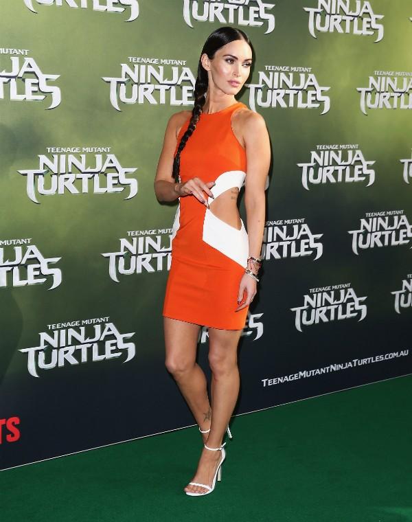 A atriz Megan Fox (Foto: Getty Images)