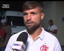 """Diego diz que """"rivalidade tem limite"""" e admite preocupação após confrontos"""