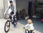 Papai Djokovic diz que deixa de ver rivais para assistir Peppa e Frozen