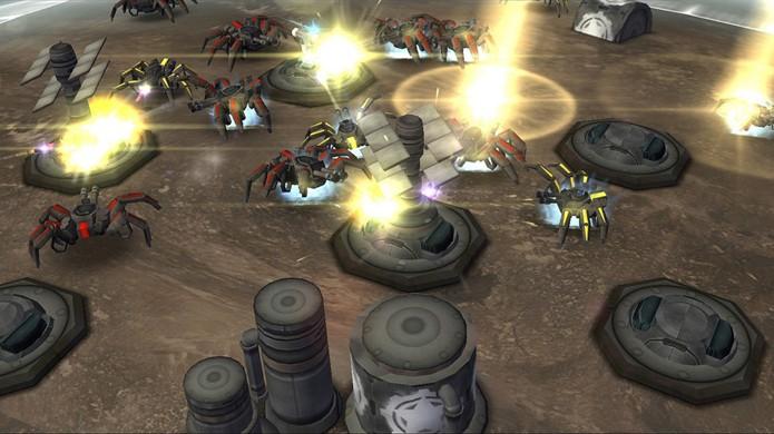 Geradores não podem se defender, mas geram energia para erguer outras torres (Foto: PlayStation Blog)