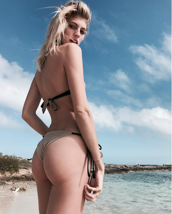 A modelo Devon Windsor (Foto: Instagram)