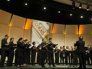Coro Sinfônico do Conservatório de Tatuí (Foto: Kazuo Watanabe/ Conservatório de Tatuí)