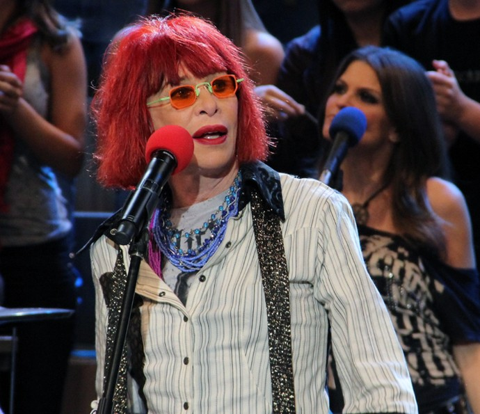 Rita Lee é uma inspiração para Daniela Mercury (Foto: Marcos Mazini/Gshow)