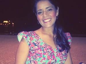 Rayana perdeu 47 kg após ver irmã mais nova emagrecendo (Foto: Rayana Sales/Arquivo)