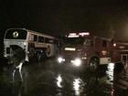 Acidente com 2 ônibus e 2 caminhões deixa 39 feridos no RS