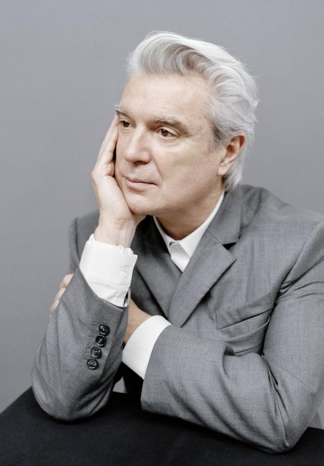 David Byrne lança novo álbum e firma parceria com a Fondazione Prada (Foto: Jody Rogac)