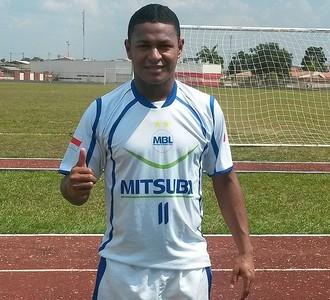 Ednilson Santos, Boreco (Foto: Arquivo pessoal)
