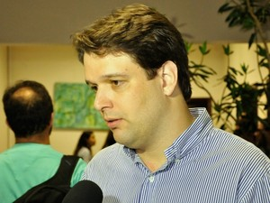 Gustavo Oliveira deverá chefiar o gabinete de projetos estratégicos. (Foto: Renê Dióz / G1)