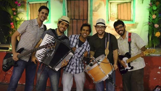 'Os Gonzagas' faz vaquinha para participar de festival (Divulgação)