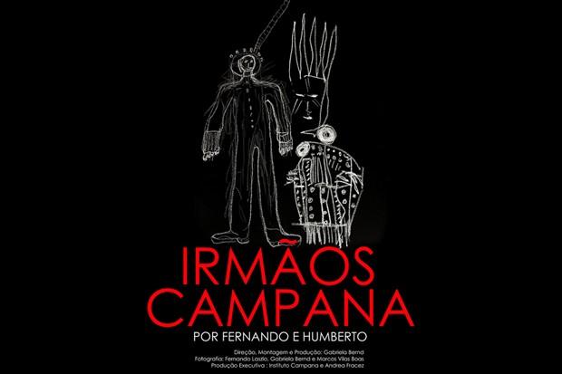 Documentário conta a trajetória dos Irmãos Campana (Foto: Divulgação )