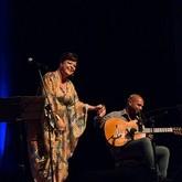 Marcel Powell e Fabiana Cozza (Foto: Eden Barbosa/Divulgação)