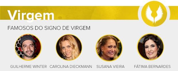 Previsão - Virgem  (Foto: Ego)