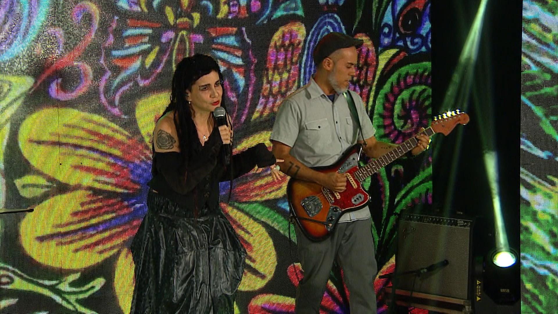 Novo quadro do 'Aprovado' faz homenagem a movimentos musicais que nasceram na Bahia (Foto: Divulgação)
