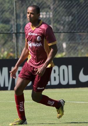 thalles e douglas assis, brasil sub-20 x macaé (Foto: Tiago Ferreira)
