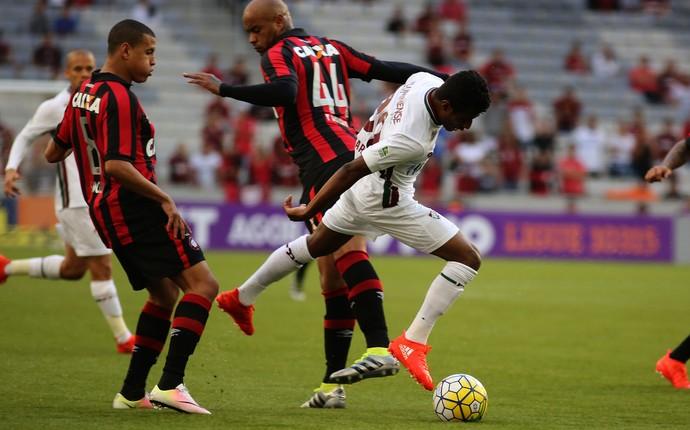 Maranhão Atlético-PR x Fluminense (Foto: NELSON PEREZ/FLUMINENSE F.C.)