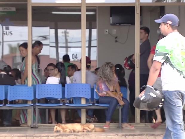 Não há previsão para distribuição das vacinas no SUS (Foto: Reprodução/TV Anhanguera)
