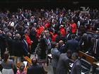 Câmara aprova texto-base do projeto que desobriga Petrobras no pré-sal