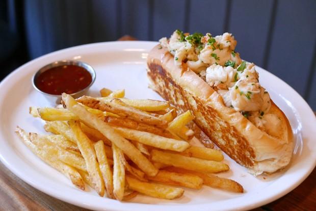 Lobster-Roll-Lagosta-hot-dog-cachorro-quente (Foto: Divulgação)