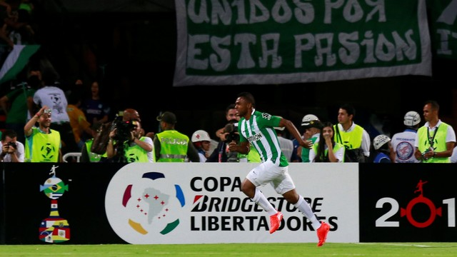 Atlético Nacional x Independiente del Valle - Taça Libertadores 2016 ... f3c6675ffbd3b