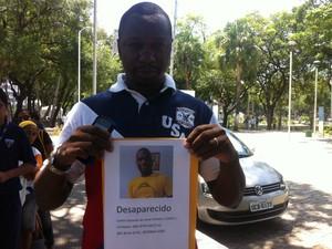 Adilson Domingos  (Foto: Thiago Conrado / G1)