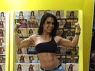 Graciella Carvalho comemora 30 anos: 'Me sinto mais bonita hoje '