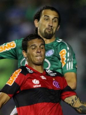 Ramon e Barcos Flamengo x Palmeiras (Foto: Wagner Carmo / VIPCOMM)