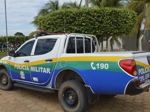 Jovem de 21 anos é morto a tiros na zona rural de Ariquemes, RO (Foto: Ana Claudia Ferreira/G1)