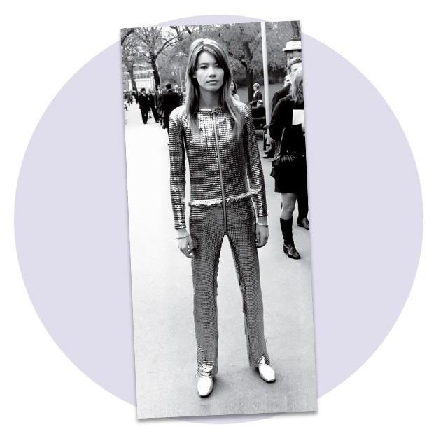 A cantora francesa Françoise Hardy, em abril de 1968, em Londres (Foto: Karim Sadli, Lozovsky/BFA/Shutterstock, Keystone-France/Gettyimages e Divulgação)