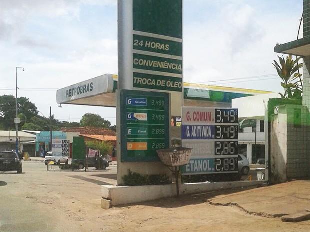 Resultado de imagem para Jornal Nacional: Maranhão tem a gasolina mais barata do Brasil – Maranhão