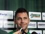 Giancarlo chega confiante ao Guarani, promete gols e crê em luta por acesso