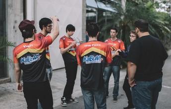 Jogador da Kabum revela treinos em hostel quente e até sem filtro de água