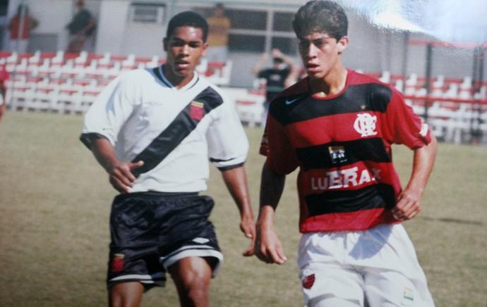 Antonio brasil (Foto: Marcelo Barone)