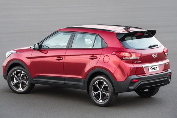 Hyundai Creta 2.0 Sport (Foto: Divulgação)
