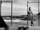 Lorenzo Martone, ex-namorado de Marc Jacobs, mostra a boa forma e os seus looks preferidos para o EGO