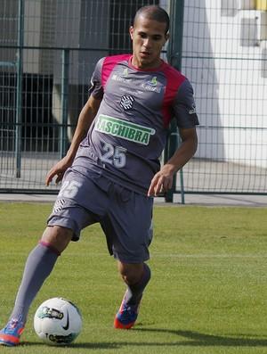 Ronny treina no Figueirense (Foto: Luiz Henrique, FFC)