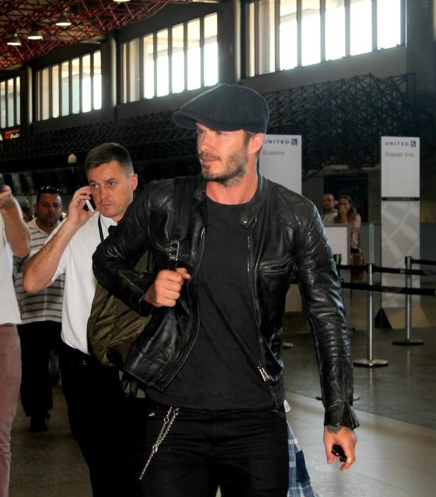 David Beckham embarca de volta para Londres (Foto  Thiago Duran   AgNews) 2c1b68a6ec3f1