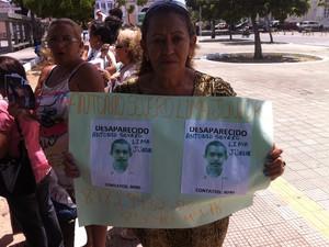 Maria de Abreu Lima (Foto: Thiago Conrado/ G1)