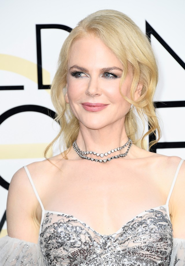 Nicoel Kidman: rosto angelical (Foto: Getty Images)