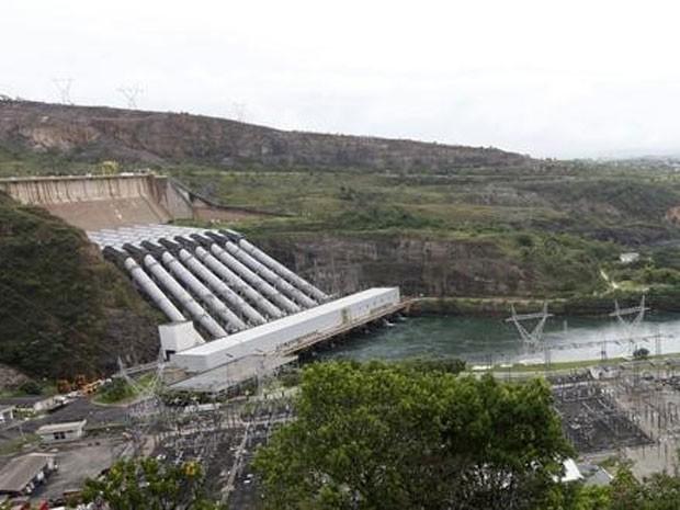 Leilão das hidrelétricas fica marcado para 25 de novembro (Foto: REUTERS/Paulo Whitaker)