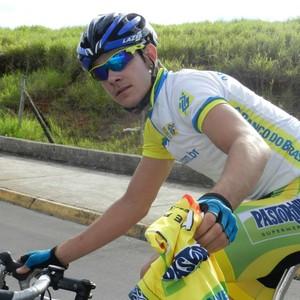 Caique Lobo Ciclismo Prudente (Foto: Caique Lobo / Arquivo Pessoal)