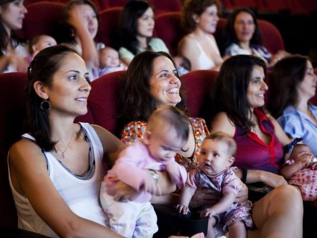 Filmes exibidos são para adultos (Foto: Cinematerna/Divulgação)