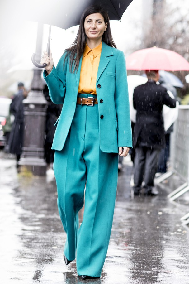 11 inspirações para deixar o look de trabalho mais estiloso no inverno (Foto: IMaxTree) (Foto: IMaxTree)