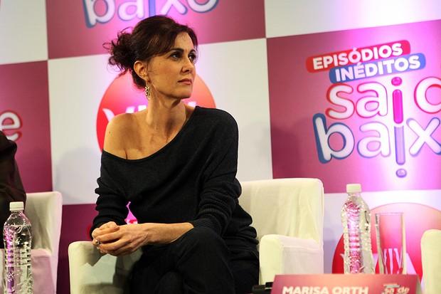 Márcia Cabrita (Foto: Iwi Onodera/ EGO)