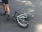 Dois ciclistas são atropelados no Parque da Cidade, em Brasília